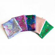 Kaffe Fassett 5 Fat Quarters - Dominion